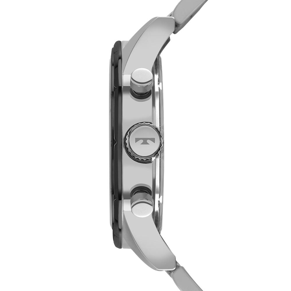 Relógio Masculino Technos Grandtech JS15FV/1P 41mm Aço Prata