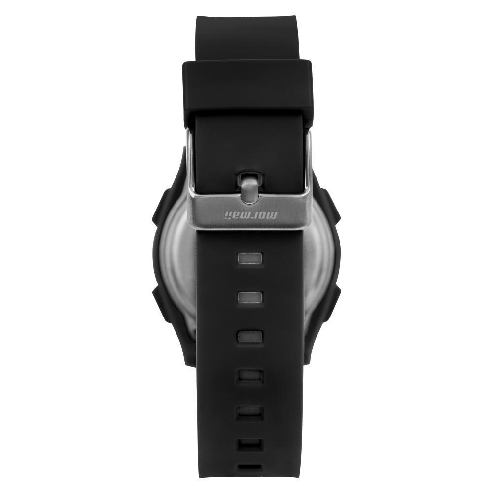 Relógio Unissex Mormaii MO9450AC/8P 36mm SIlicone Preto