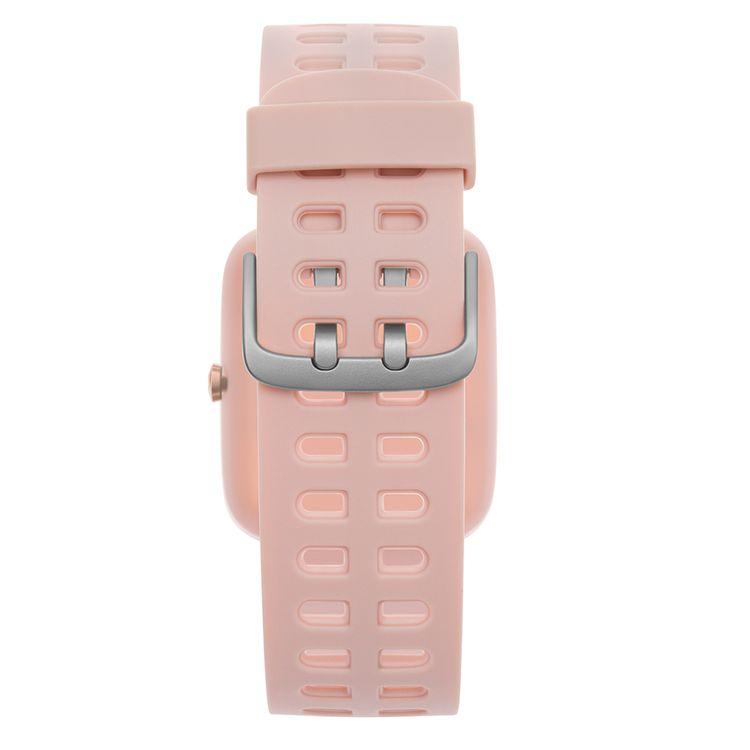 Relógio Unissex Smartwatch Mormaii Life MOLIFEAA/8J 35mm Polímero Rosé