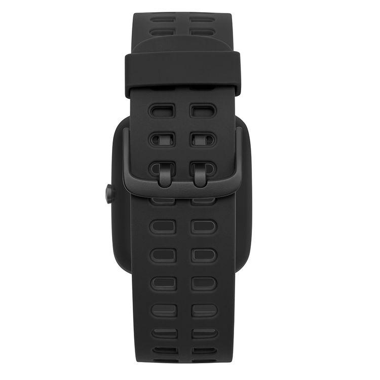 Relógio Unissex Smartwatch Mormaii Life MOLIFEAB/8P 35mm Polímero Preto