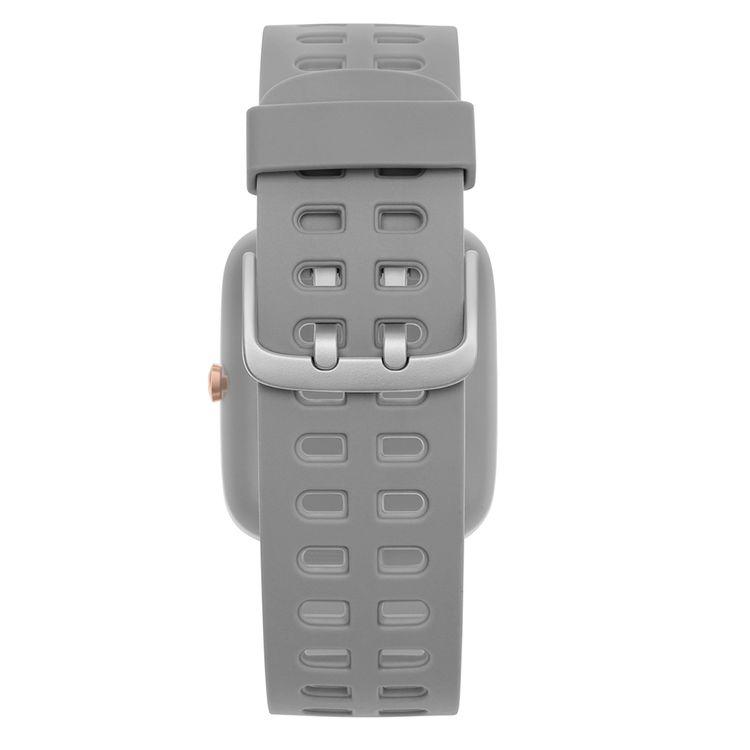 Relógio Unissex Smartwatch Mormaii Life MOLIFEAC/8K 35mm Polímero Cinza