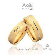 Alianças De Ouro 18k Napoli 5mm 11 Gramas Casamento Noivado
