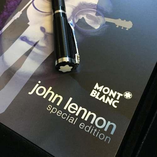 Caneta Montbranc John Lennon