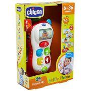 Brinquedo Infantil Selfie Phone Musica E Frases Chicco