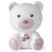 Brinquedo Ursinho Bons Sonhos Rosa Dreamlight Chicco 45892