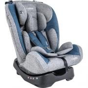 Cadeira para Auto Kiddo Grow - Azul/Cinza - Grupos 0+, 1, 2 e 3: 0 a 36 Kg