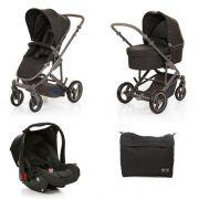 Carrinho Como 4 +Bebê Conforto+Moisés+bolsa+vale100reais