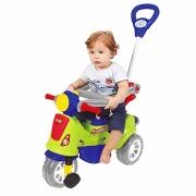 Carrinho De Passeio Ou Pedal Infantil Triciclo Avespa Extreme- Maral
