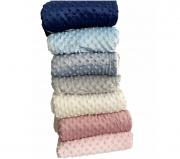 Cobertor hipoalergenico duplo e fofinho