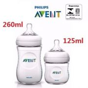 Kit 2 Mamadeira Philips Avent Petala 125ml E 260ml