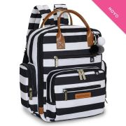 Mochila Urban Brooklyn Preto - MasterBag