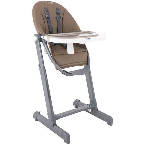 Cadeira de Refeição Lenox Kiddo Enjoy Marrom