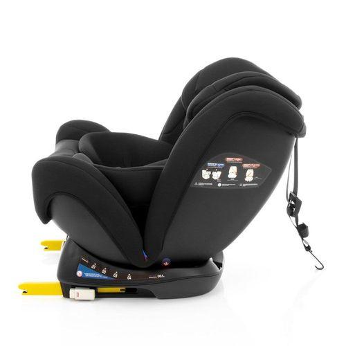 Cadeirinha De Carro Ottima Fx Black Intense Infanti 0 A 36kg