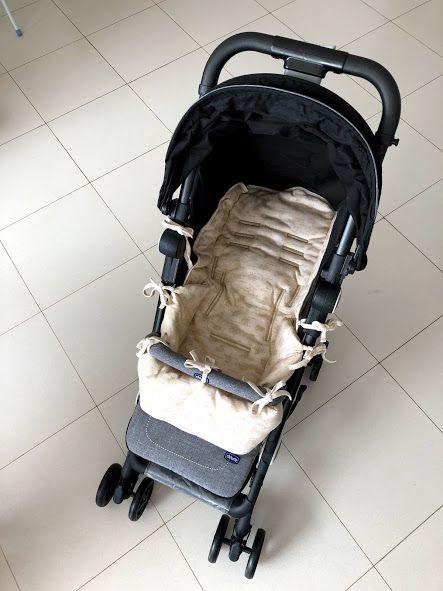 Capa para moisés Kiddo Safety Infanti, Galzerano,burigoto