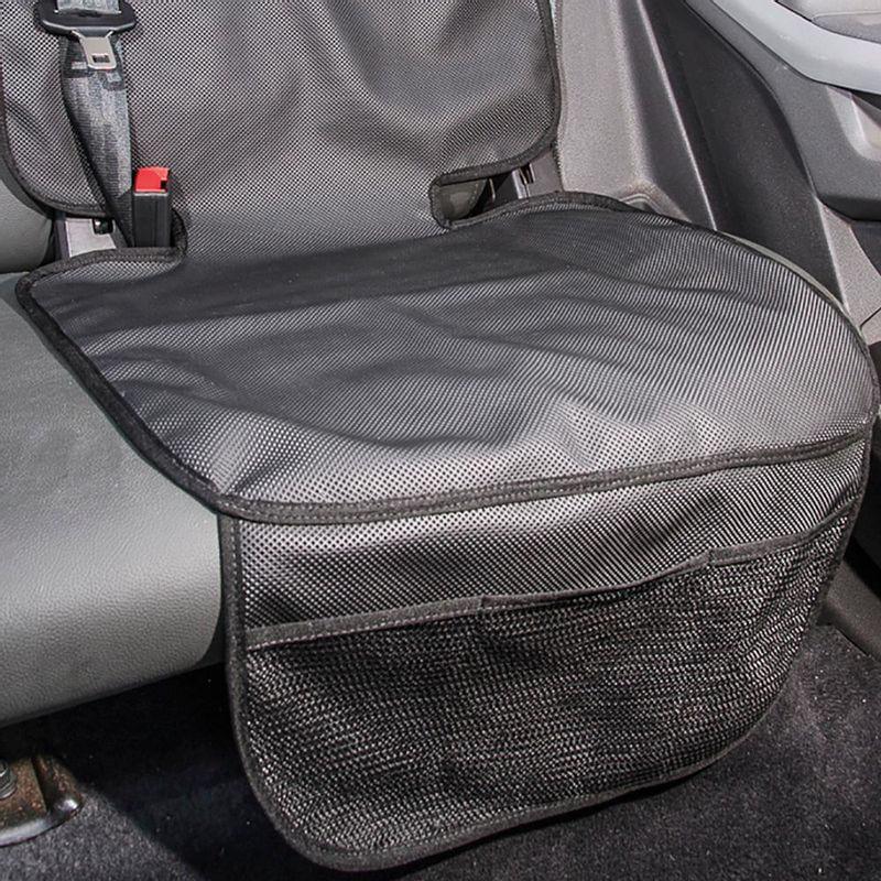 Capa Protetora De Assento Automóvel Cadeirinha c/Porta-objetos