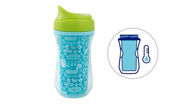 Copo chicco active cup 14m+