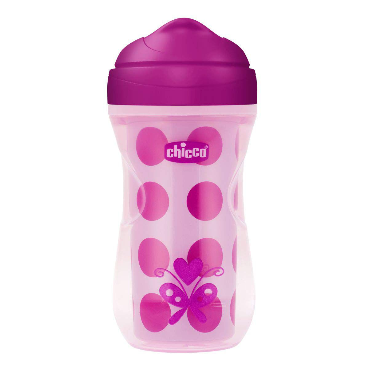 COPO CHICCO ACTIVE CUP ROSA