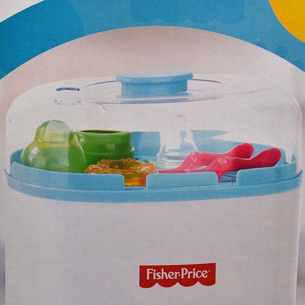 Esterilizador Digital De Mamadeiras E Acessórios 220V Fisher Price