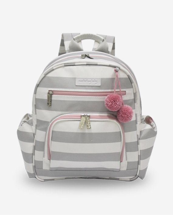 MOCHILA NOAH CANDY COLORS – ICE PINK MASTERBAG BABY