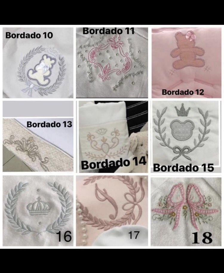 Toalha De Bebê Com Capuz enxoval luxo inicial nome ou bordado