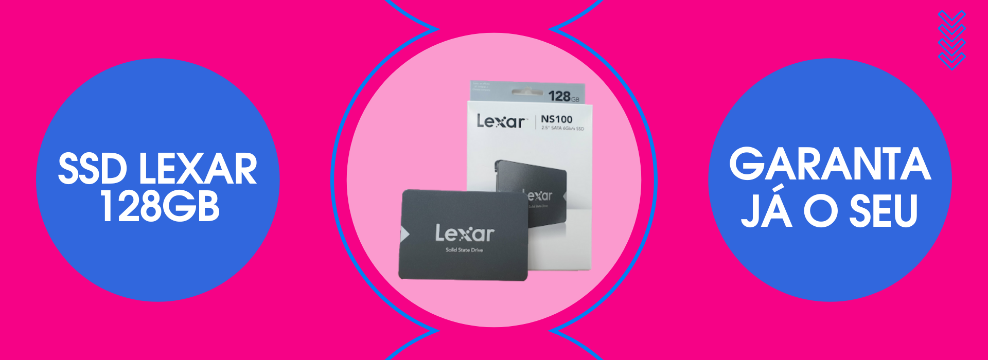 SSD Lexar