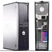 CPU Dell Optiplex 755 c/SSD