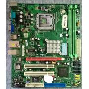 Placa Mae ECS - 945GCT-M2