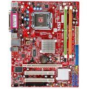 Placa Mae MSI - G31M3 V2