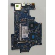 Placa Mae Notebook HP - QAZ61 LA-8044P C/ i5 2467M