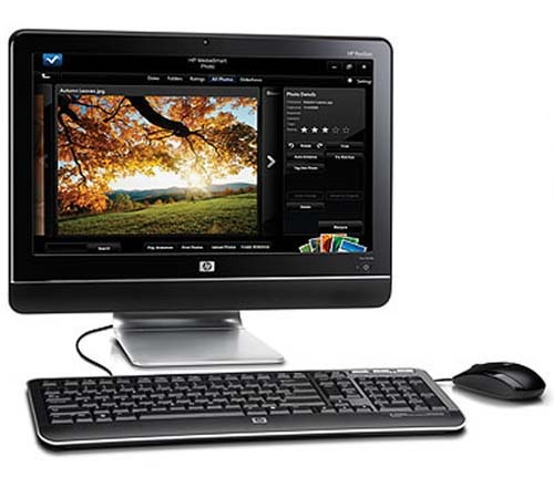All in One HP MS219BR