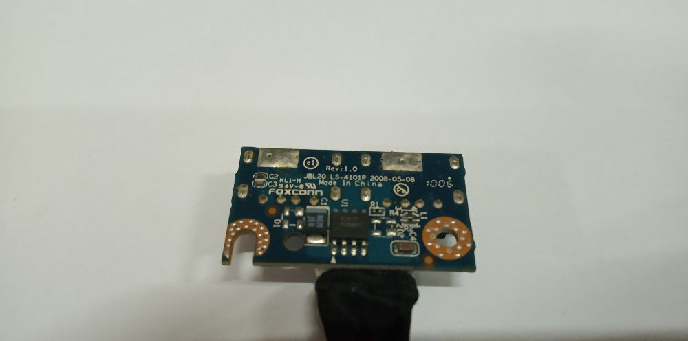 Conector usb jbl20 ls 4101p