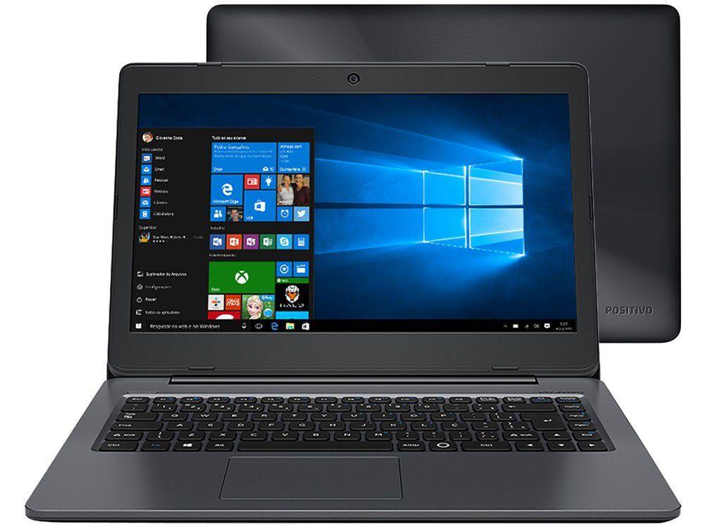Notebook Positivo Stilo XC3570