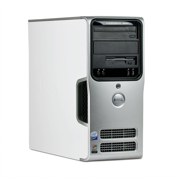 CPU Dell  Dimension E520