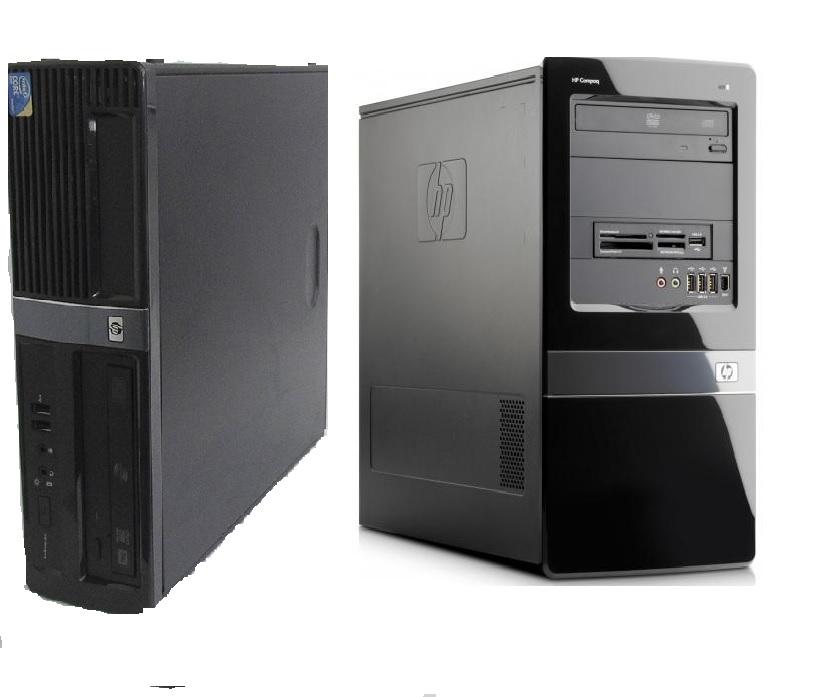 CPU HP 7500 C/SSD