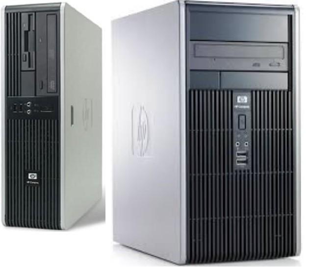 CPU HP Compaq  DC5700