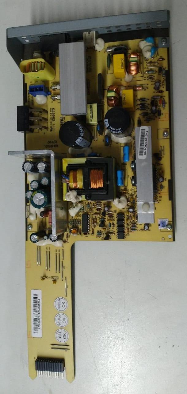 Fonte Lexmark T650/T650N/T650DN/T650DTN (40x4355)