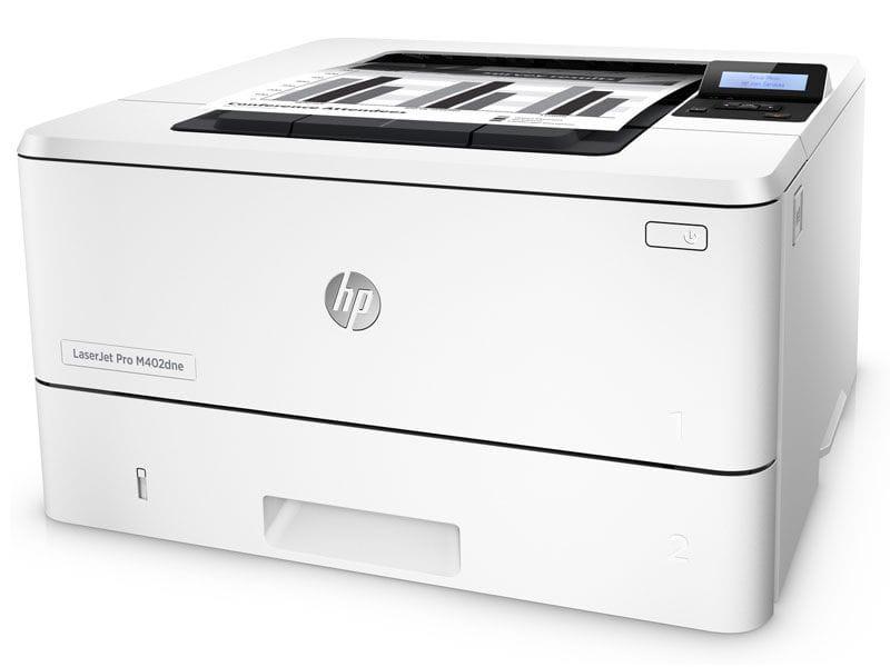 Impressora HP LaserJet M402DNE