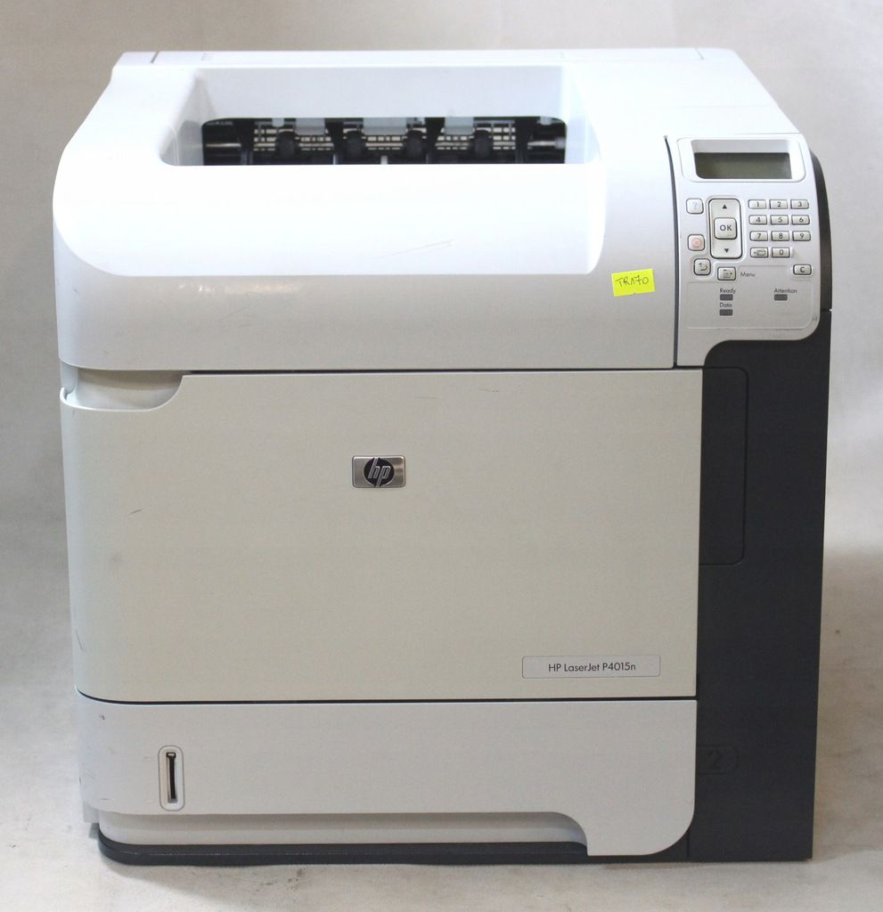 Impressora HP Laserjet P4015DN