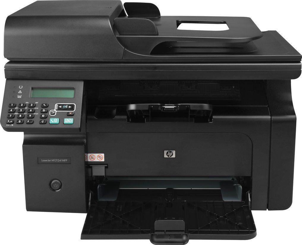 Impressora Multifuncional HP laserjet M1212