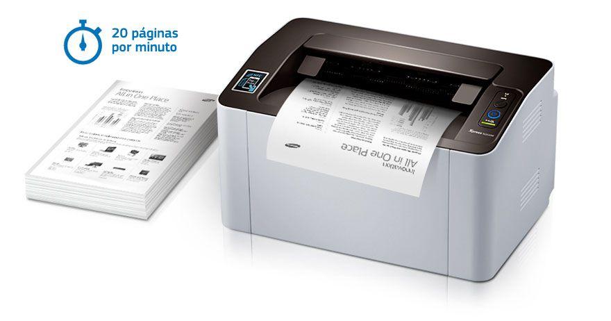 Impressora Samsung M2020W