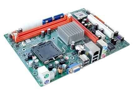 KIT BÁSICO CORE2DUO DDR2