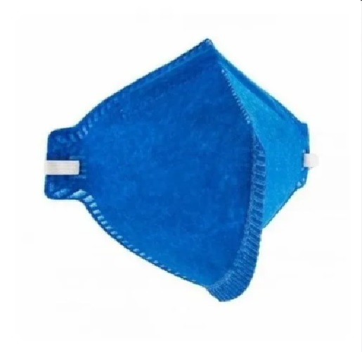 Máscara Respiratória Pff2 Tipo N95 S/ Valvula - 10 Unidades