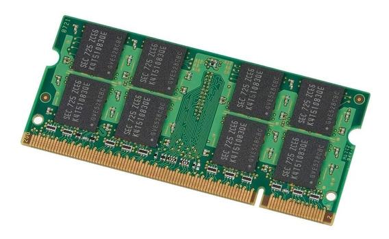 Memoria DDR2 2GB - Notebook