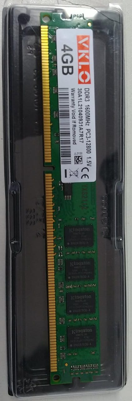Memoria DDR3 4GB Desktop (PC) Nova