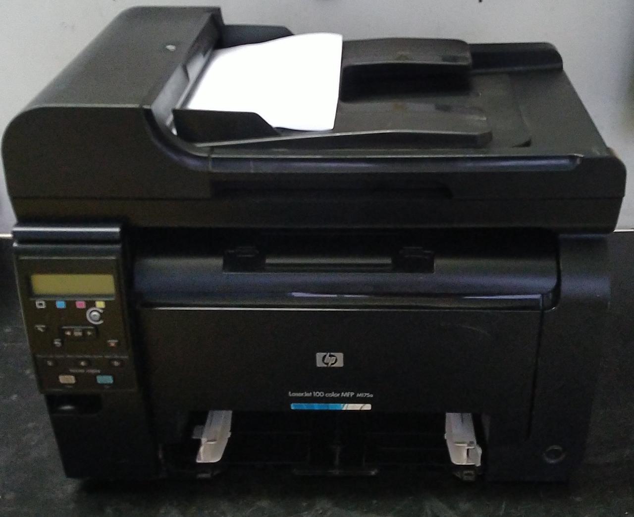 Multifuncional HP Color Laserjet M175A