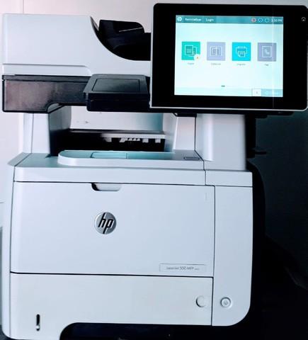 Multifuncional HP Laserjet M500 MFP M525