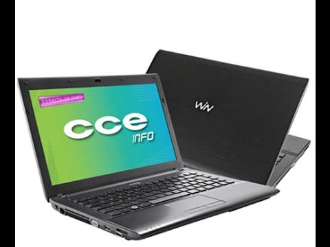 Notebook - CCE ML-3054