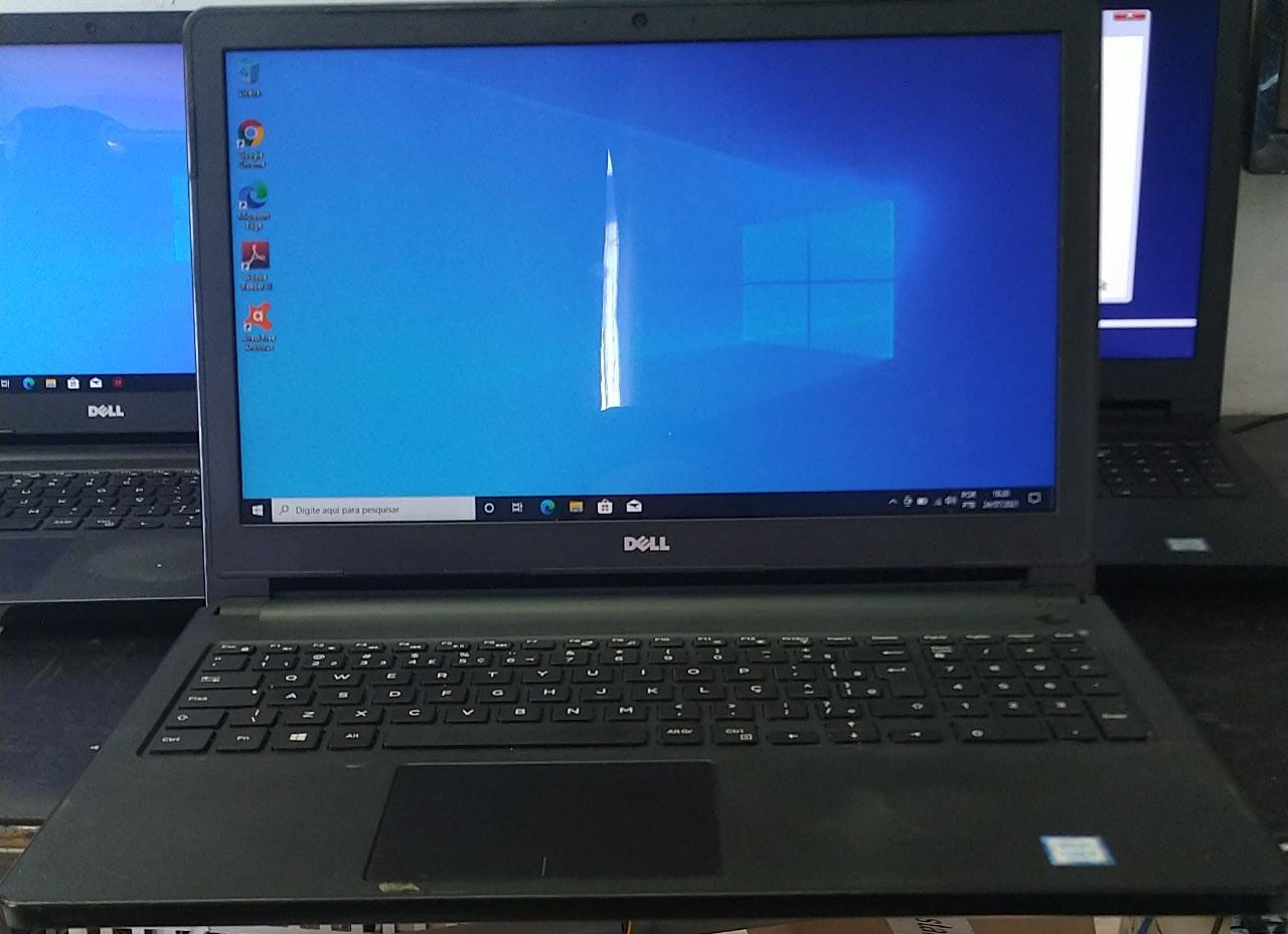 Notebook Dell Inpisron 5566 i5/8GB/120SSD