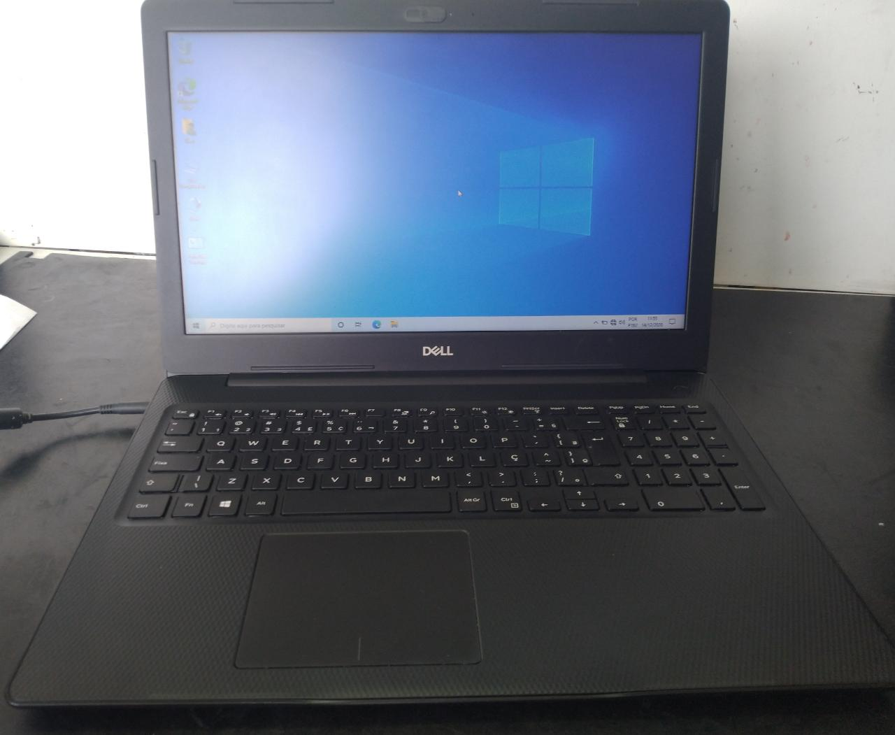 Notebook Dell Inspiron 15-3583 i7/8GB/120SSD