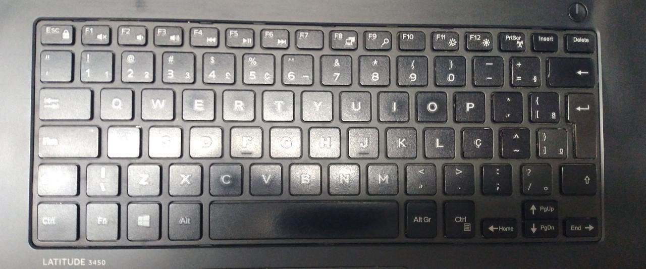 Notebook Dell Lat. 3450 i5/8GB/SSD120GB